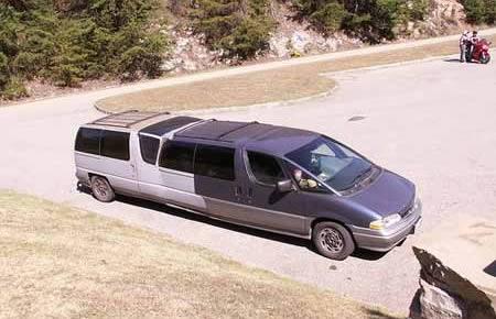 15 limousines muito diferentes