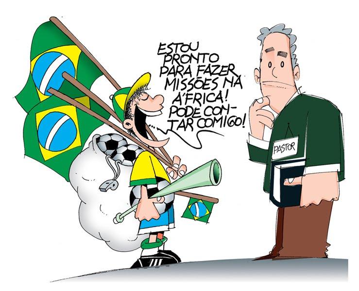 Missoes na africa
