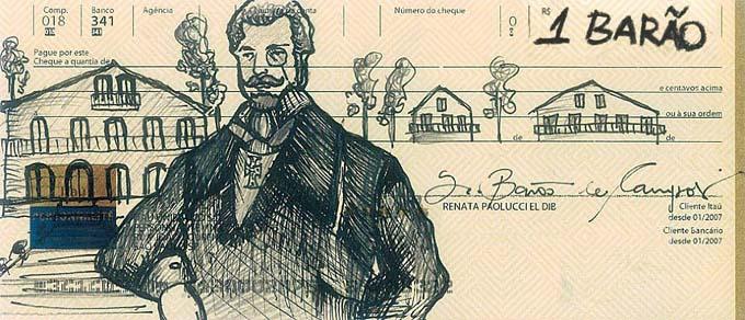 obra de artes em cheques (4)