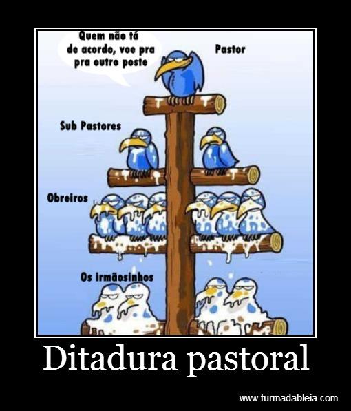 Ditadura pastoral