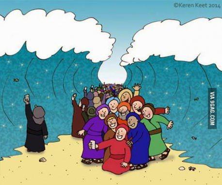 selfie gospel mar vermelho